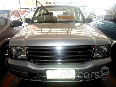 Ford everest 2004 photo - 8