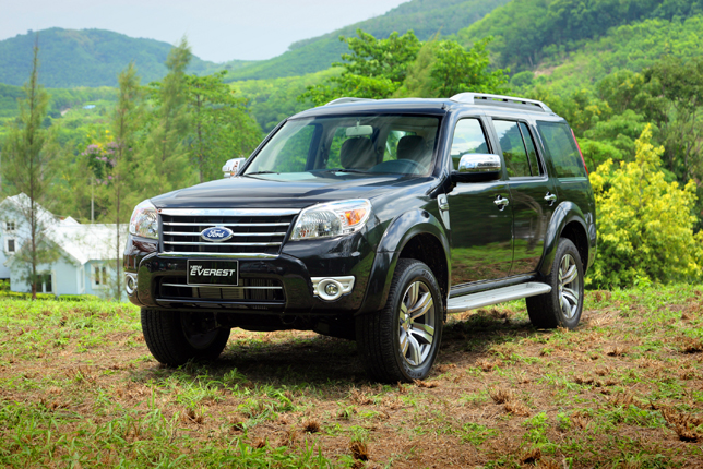 Ford Everest 2006 photo - 1