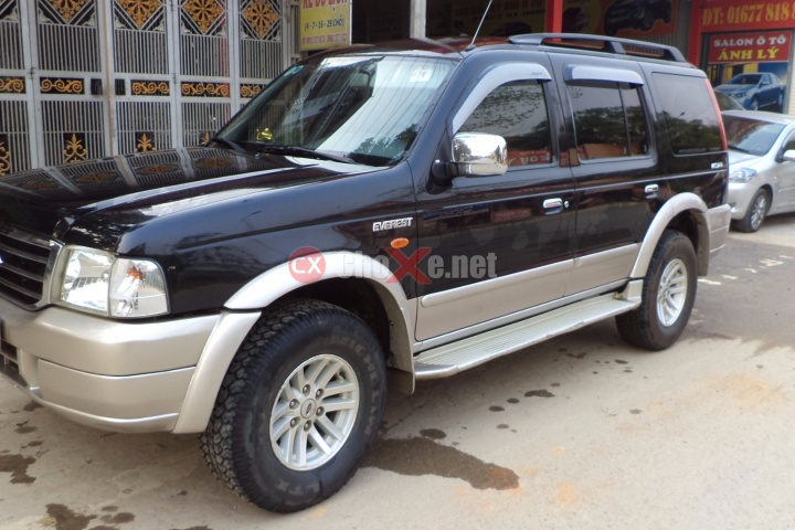 Ford Everest 2006 photo - 2