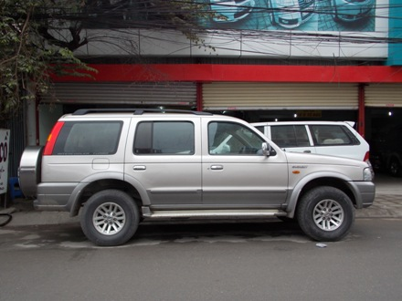 Ford Everest 2006 photo - 3