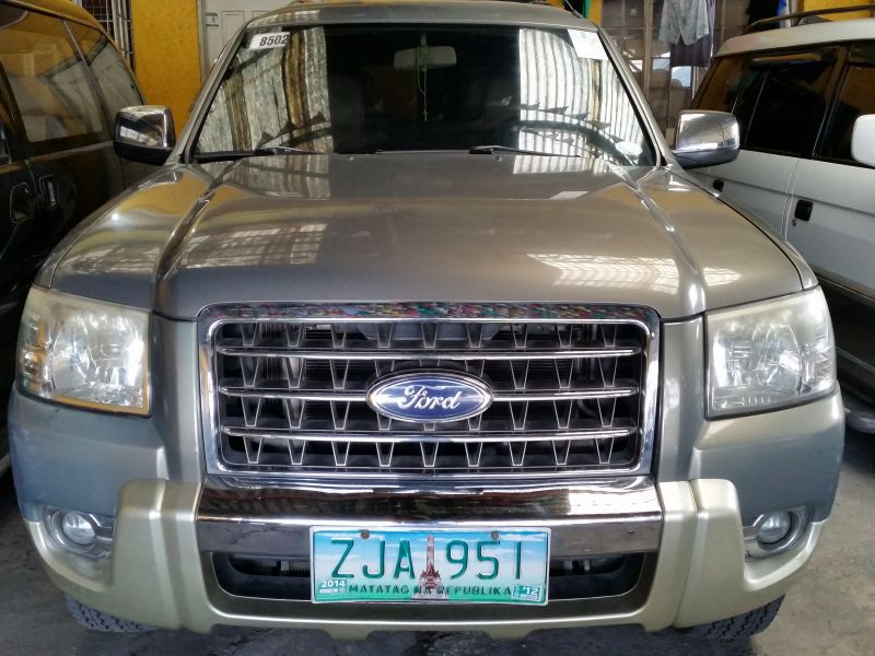 Ford everest 2007 photo - 4