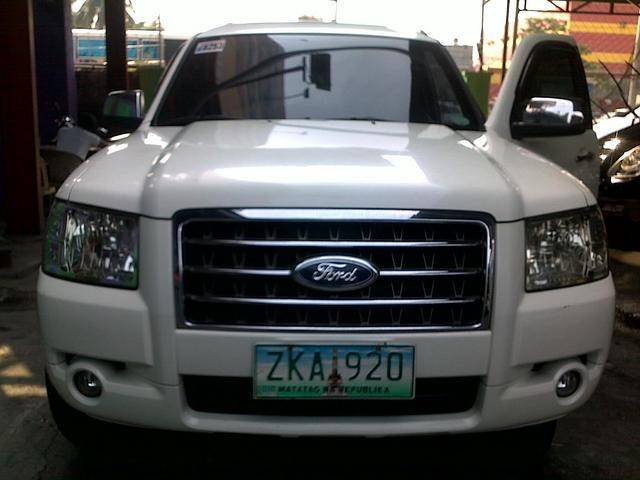 Ford everest 2007 photo - 6