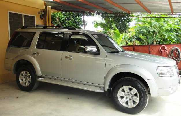 Ford everest 2007 photo - 8