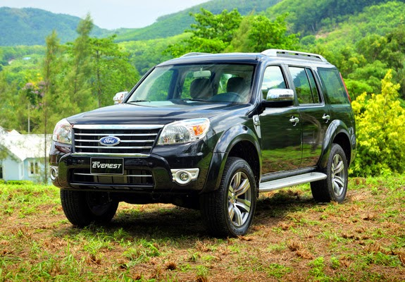 Ford everest 2009 photo - 10