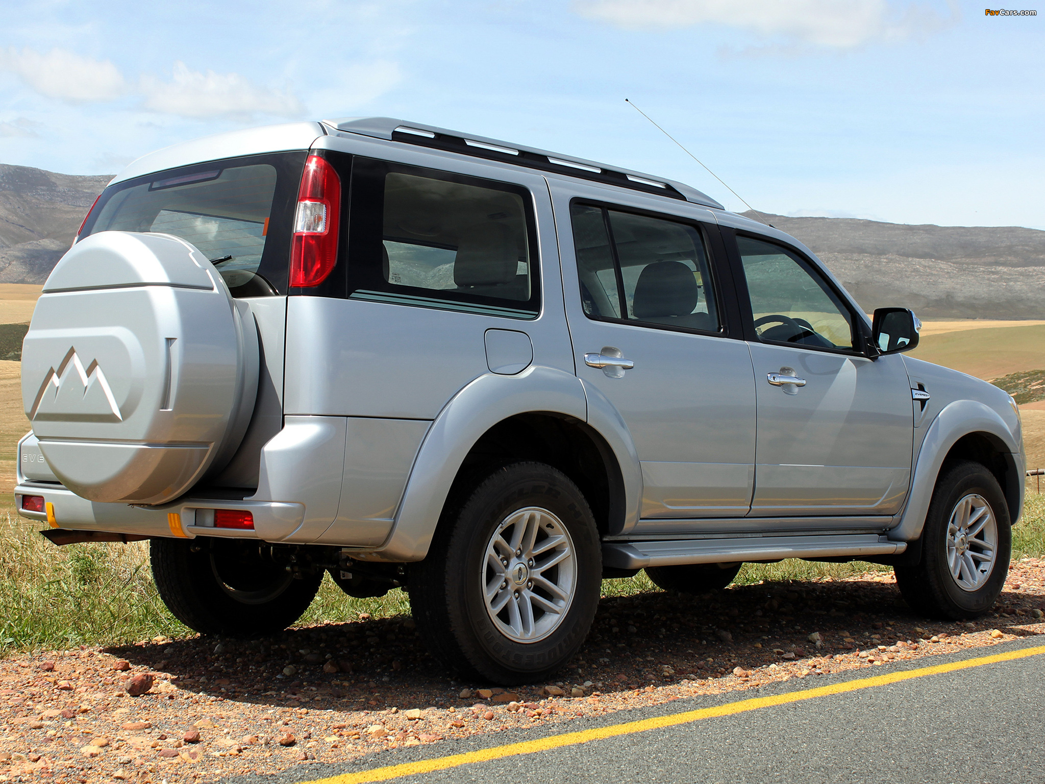 Ford everest 2009 photo - 2
