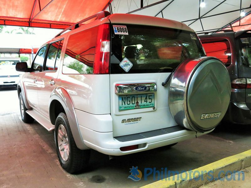 Ford everest 2009 photo - 6