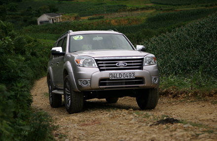 Ford everest 2009 photo - 8