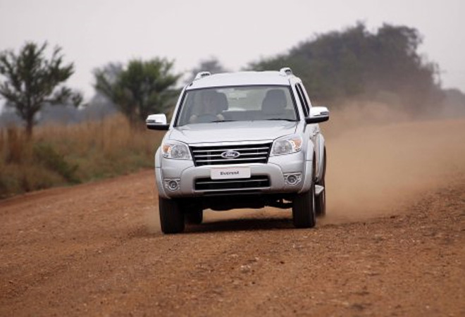 Ford everest 2009 photo - 9