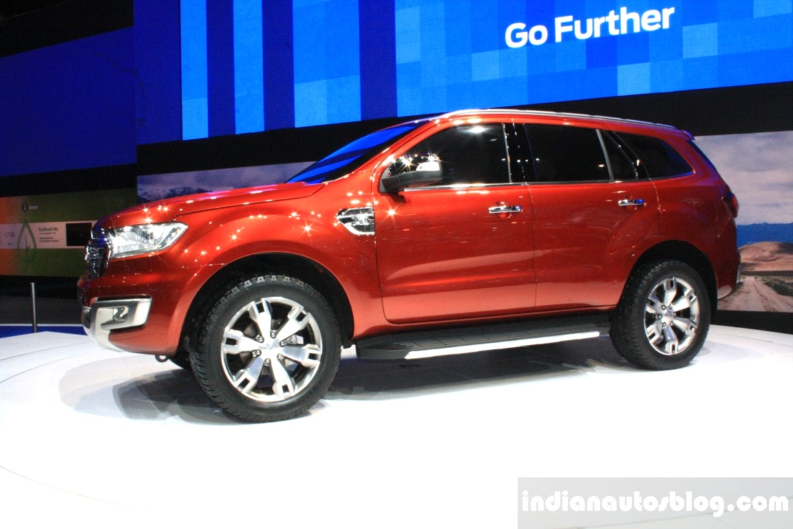 Ford everest 2014 photo - 10