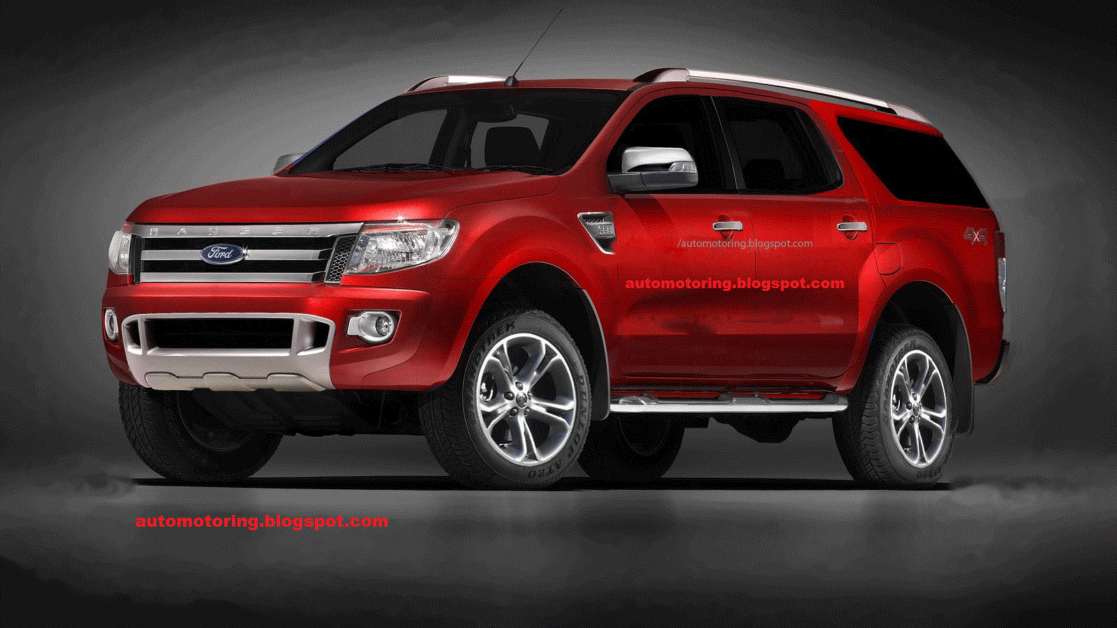 Ford everest 2014 photo - 3