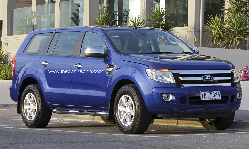Ford everest 2014 photo - 4