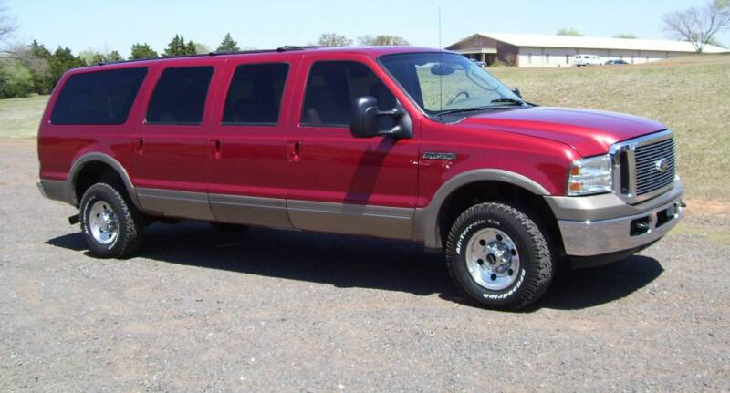 Ford excursion 2003 photo - 8