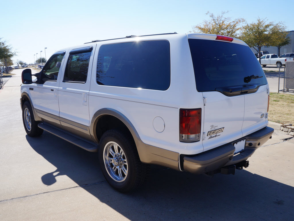 Ford excursion 2005 review amazing pictures and images look at the car
