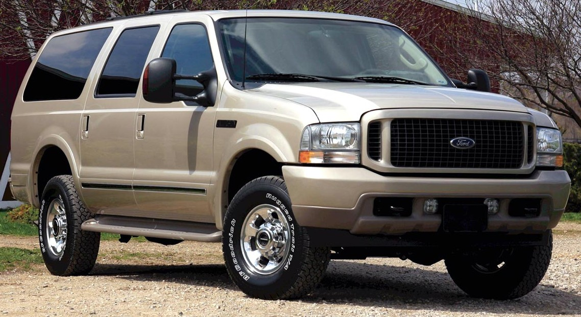 Ford excursion 2006 photo - 1