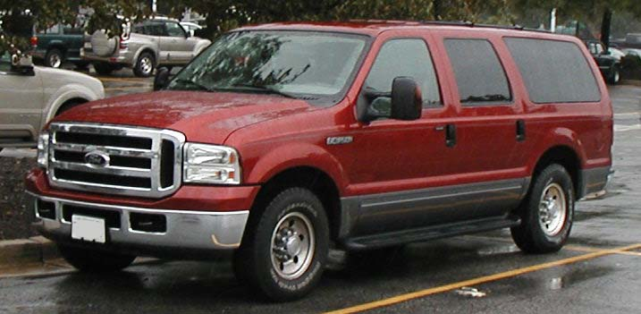 Ford excursion 2006 photo - 2