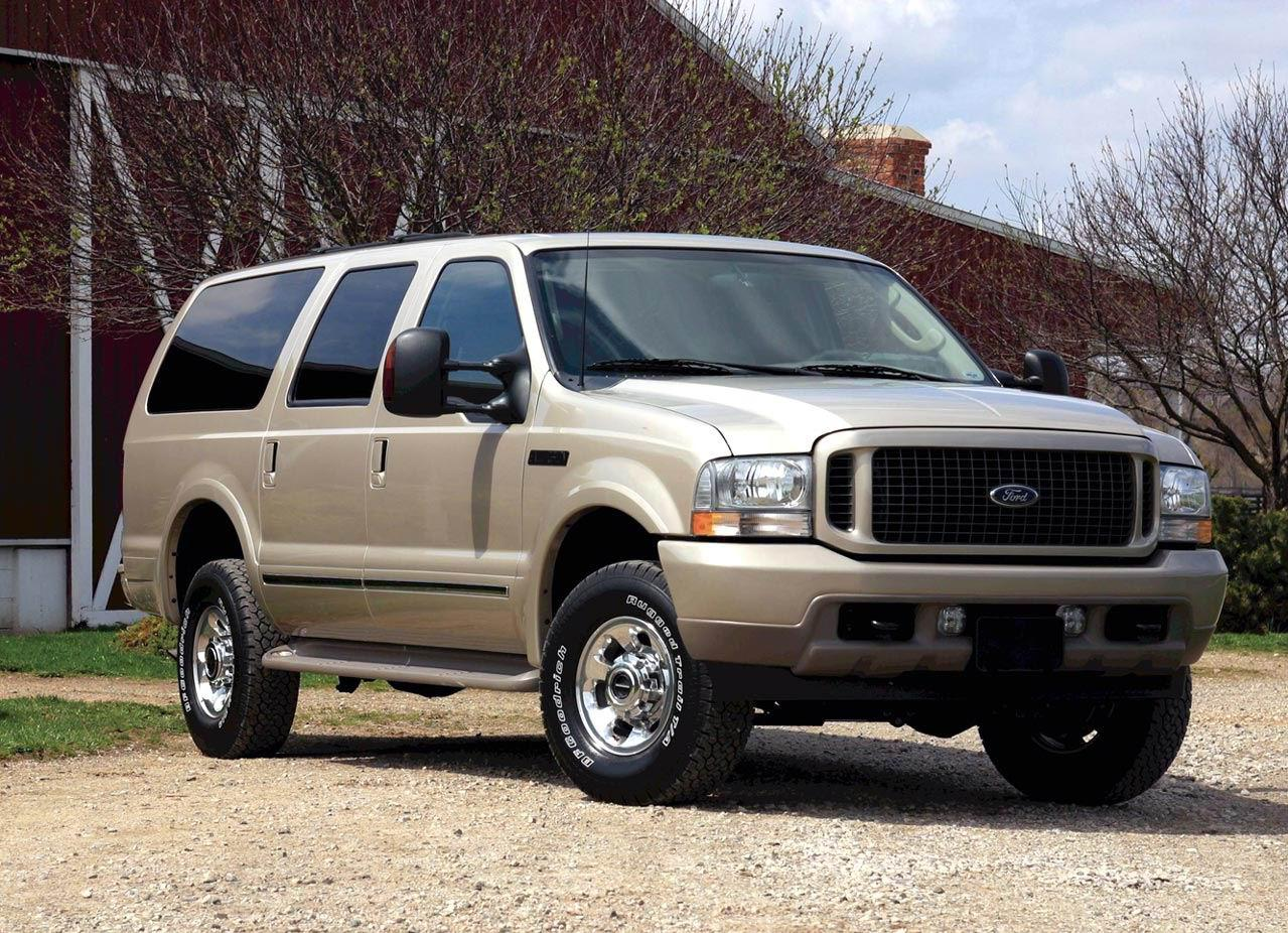 Ford excursion 2006 photo - 8