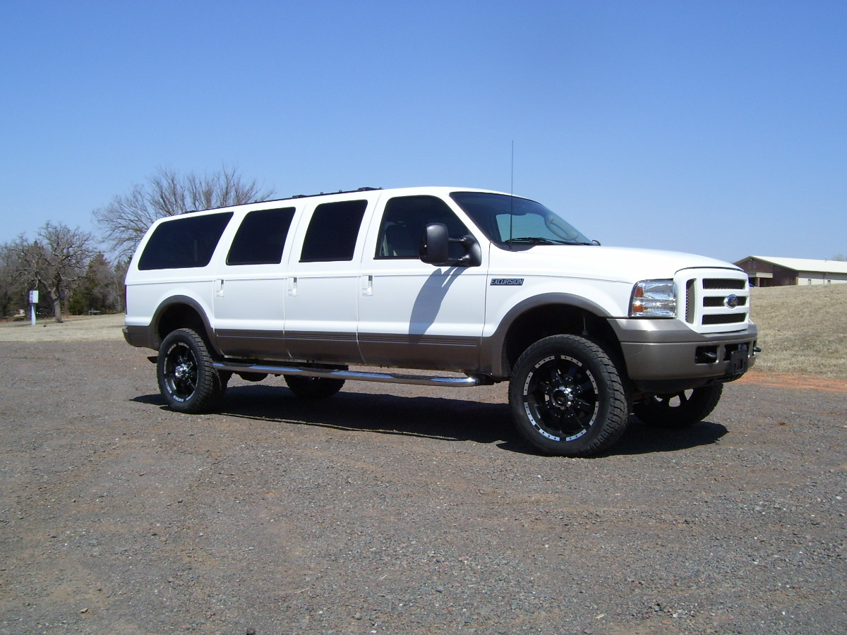 Ford excursion 2010 photo - 3