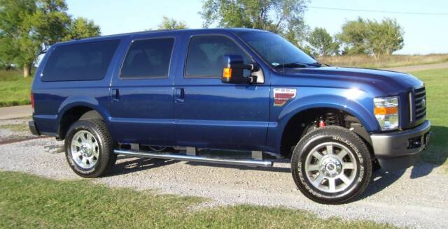 Ford excursion 2010 photo - 4