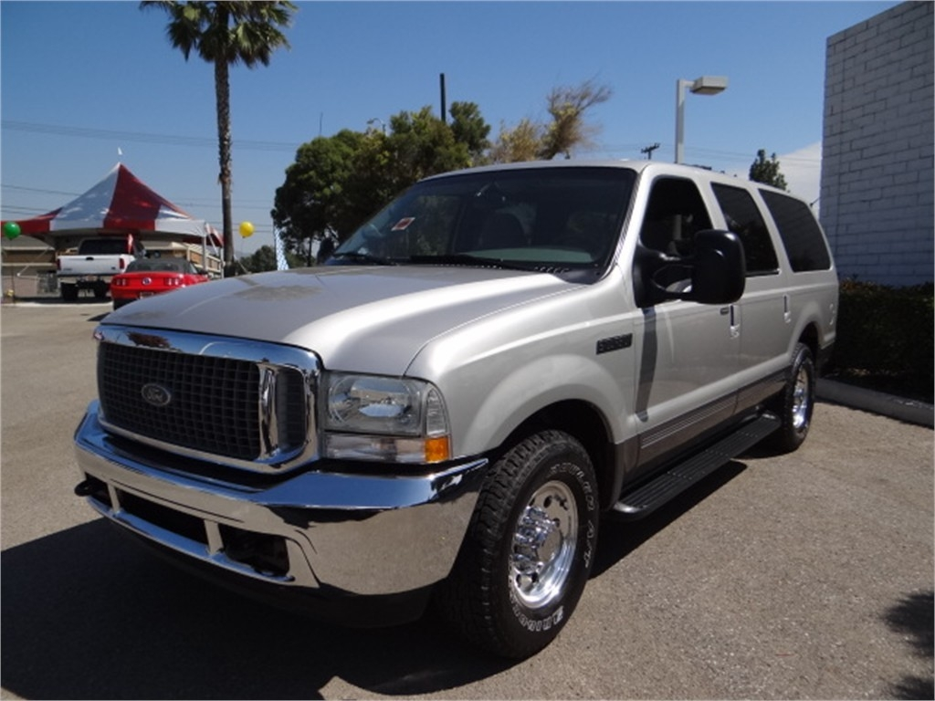 Ford excursion 2012 photo - 8