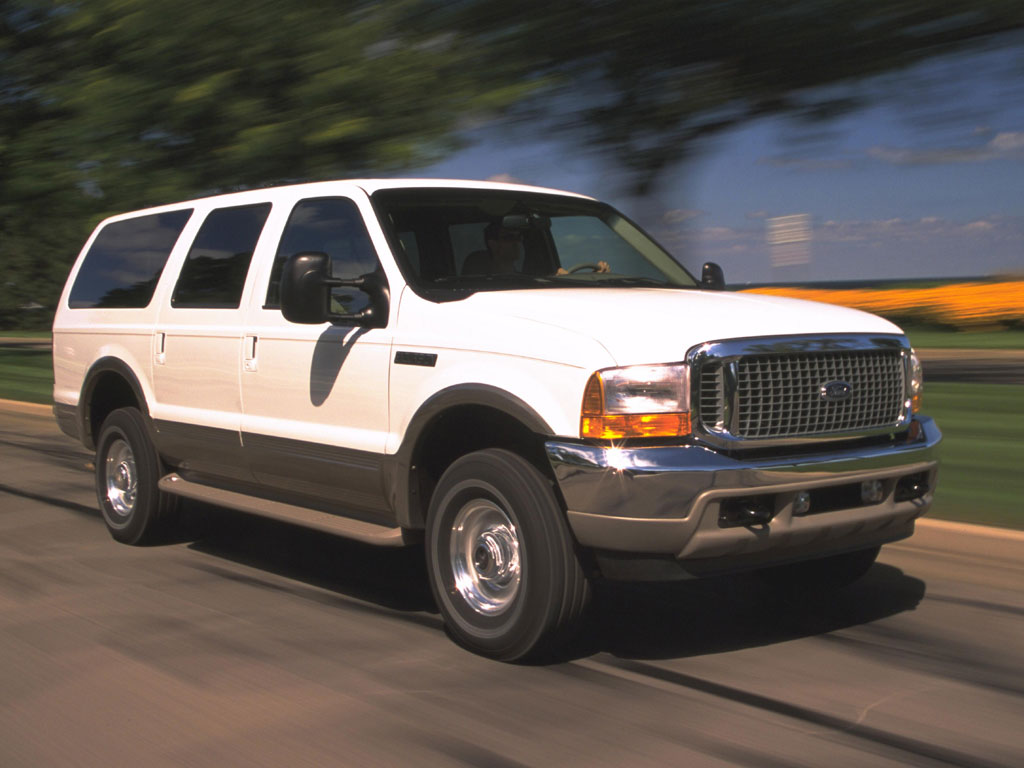 Ford excursion 2012 photo - 9