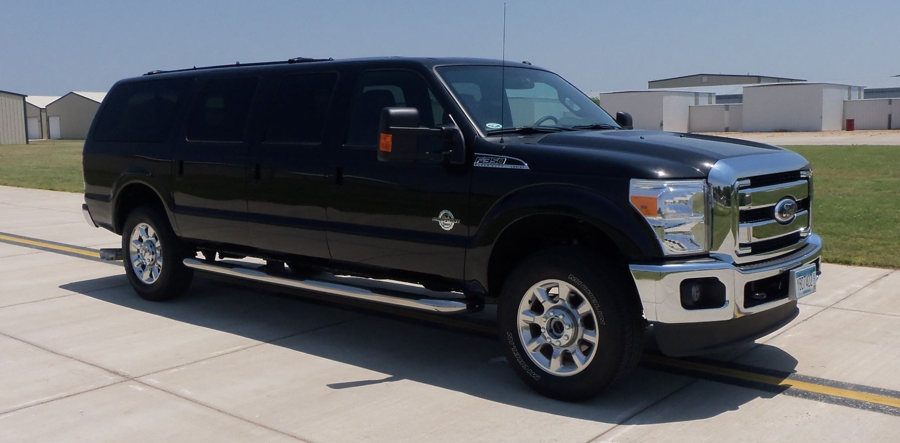 Ford Excursion 2015 Review Amazing Pictures And Images