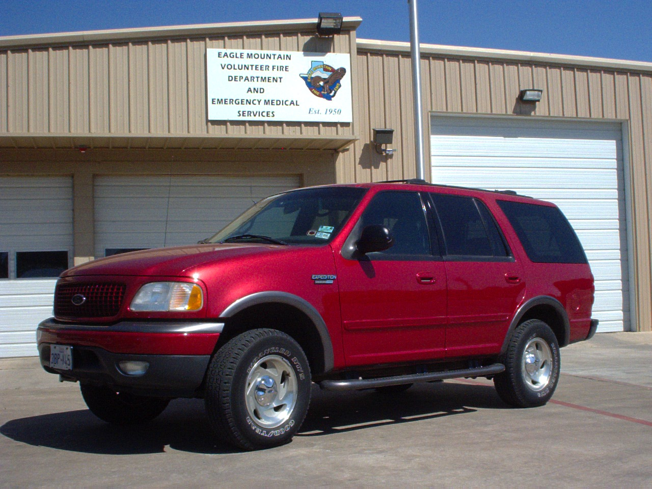 Ford expedition 1997 photo - 2