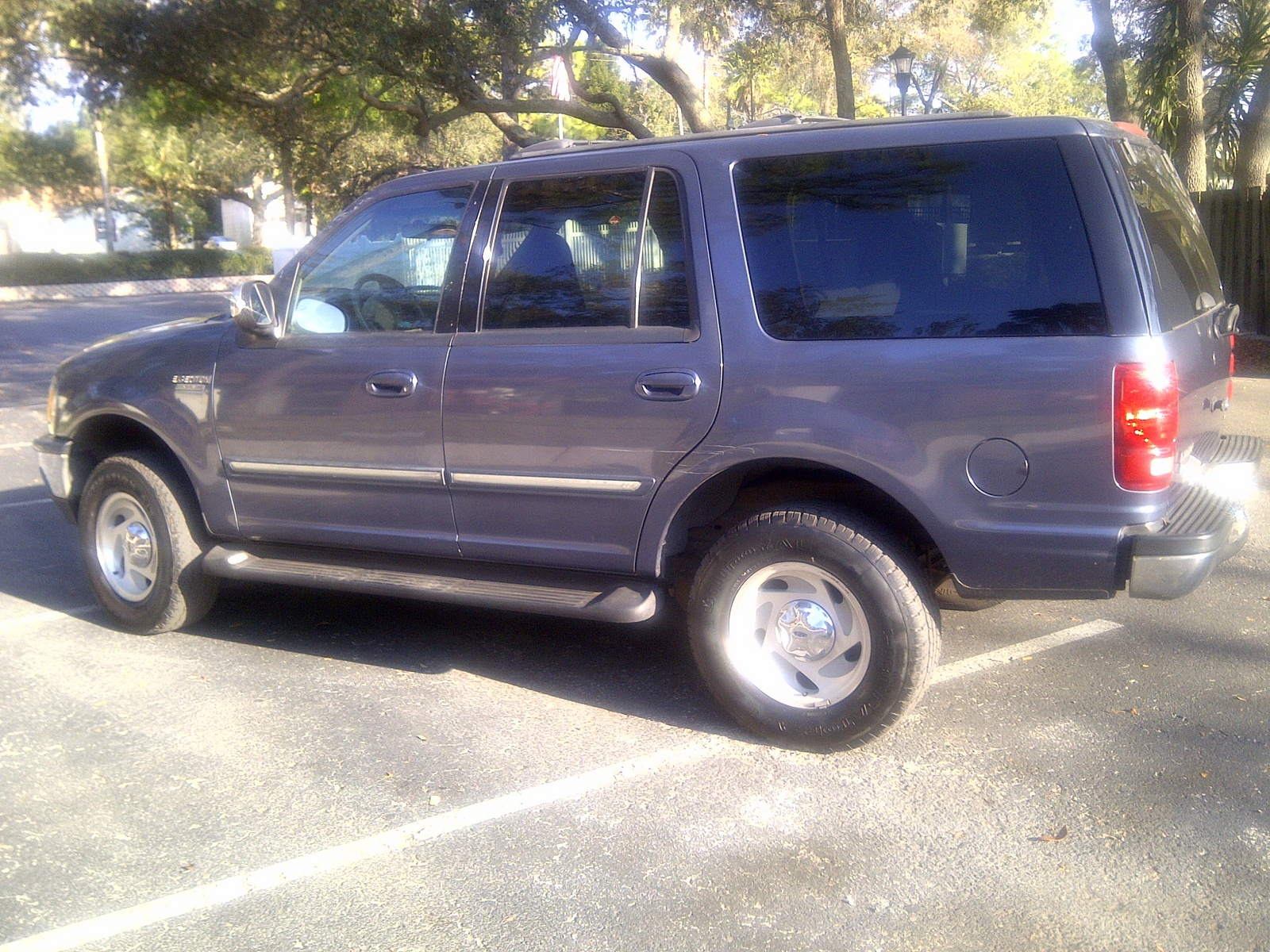 Ford expedition 1997 photo - 8