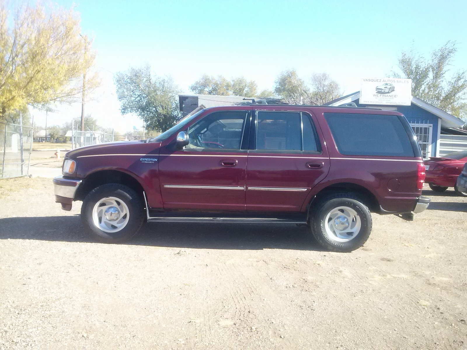 Ford expedition 1997 photo - 9