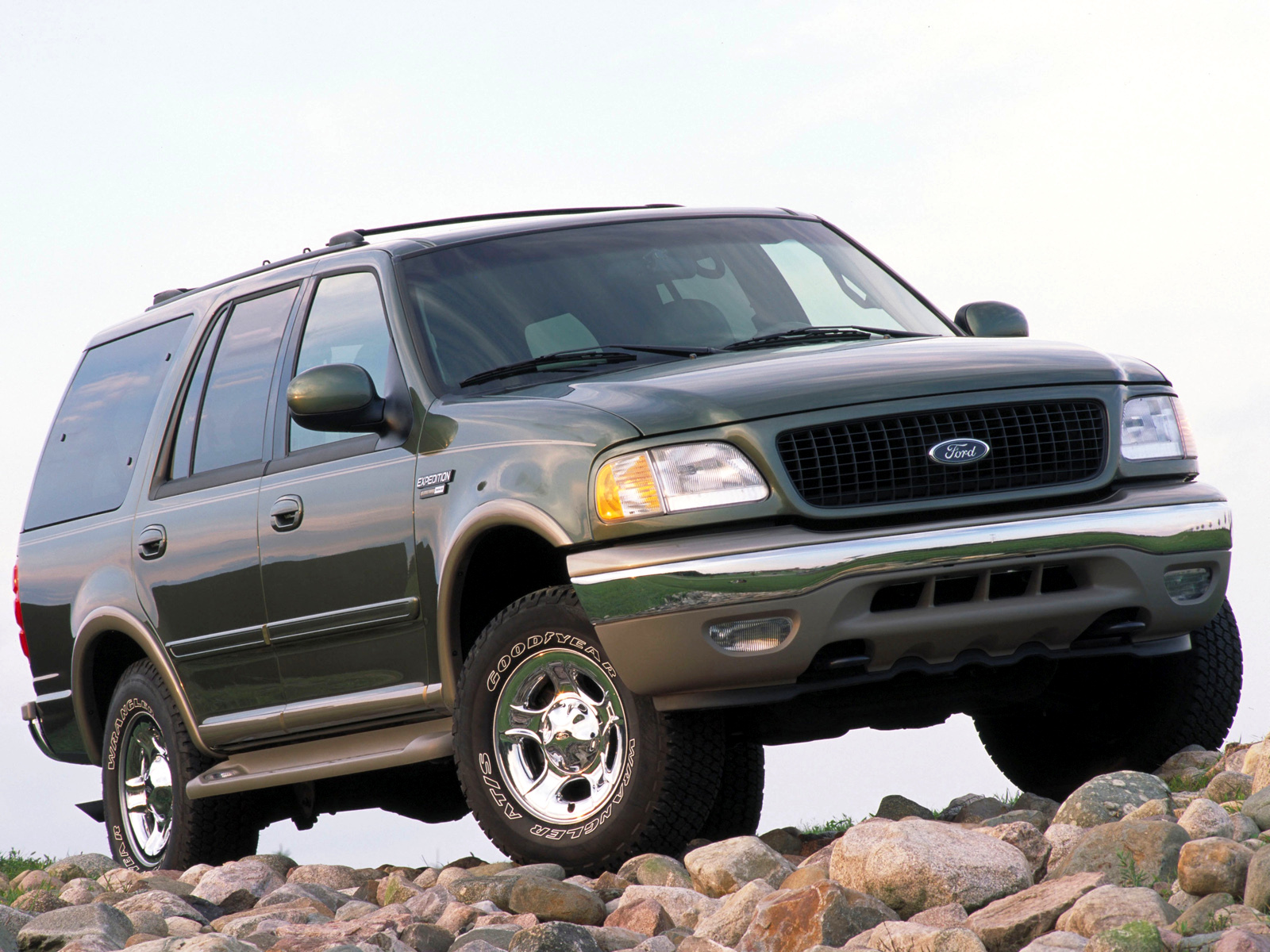 Ford expedition 1998 photo - 6