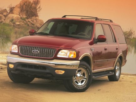 Ford expedition 2000 photo - 2