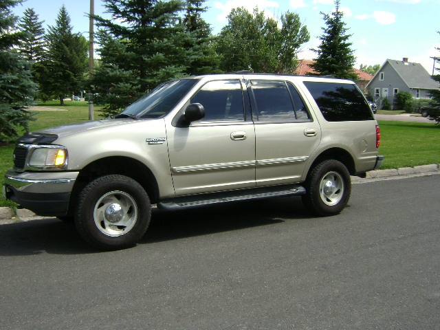 Ford expedition 2000 photo - 5