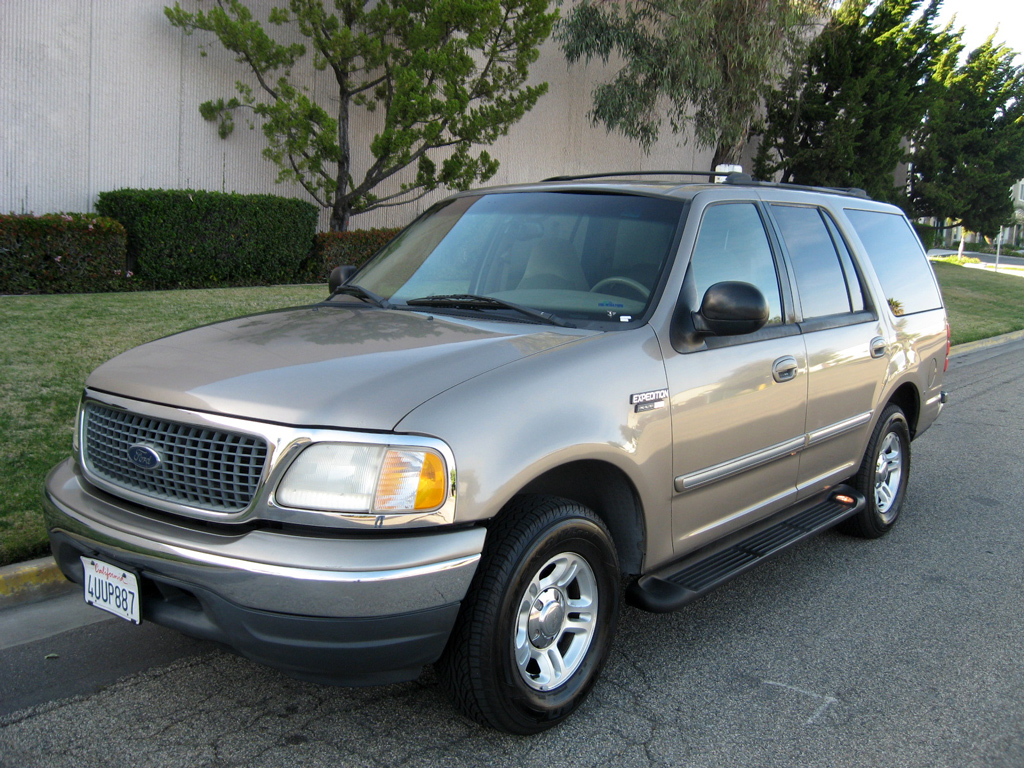Ford expedition 2001 photo - 3