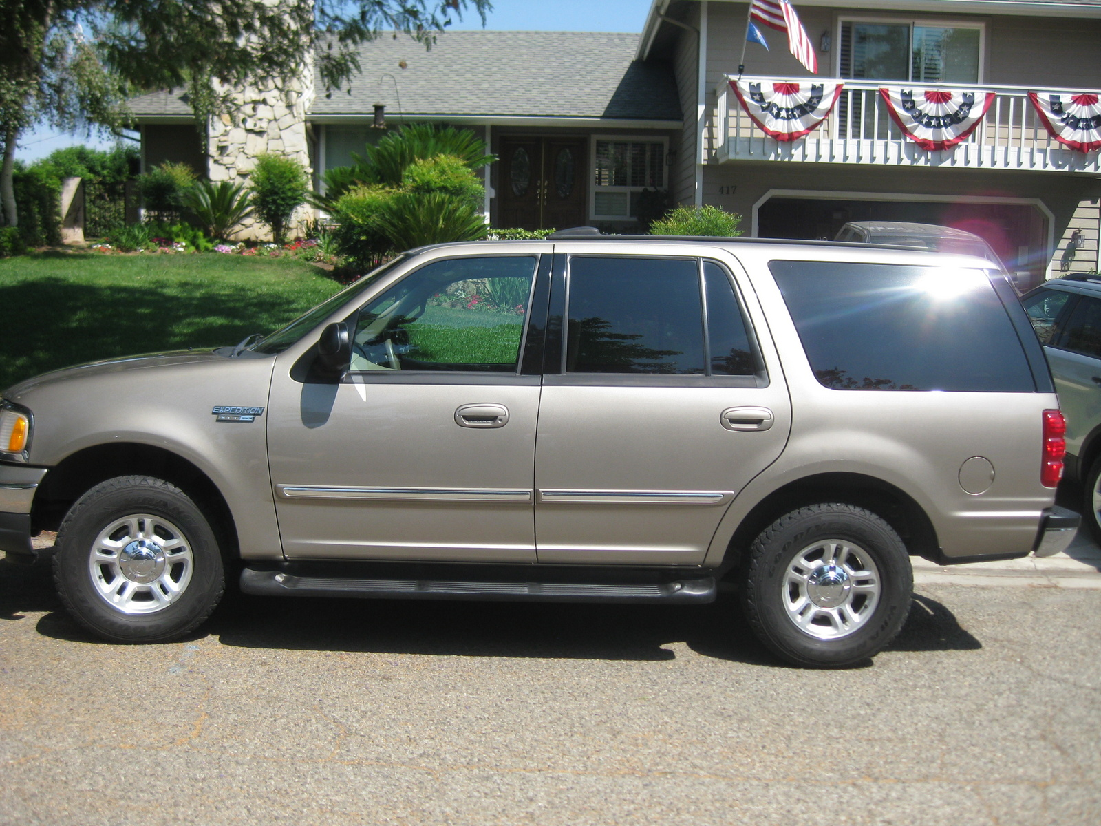 Ford expedition 2001 photo - 6