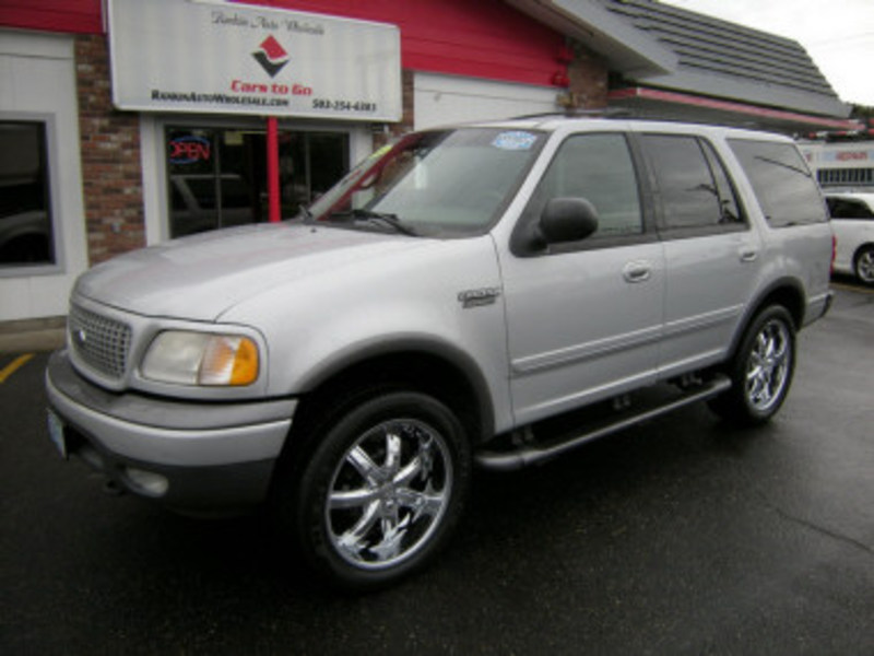 Ford expedition 2001 photo - 8