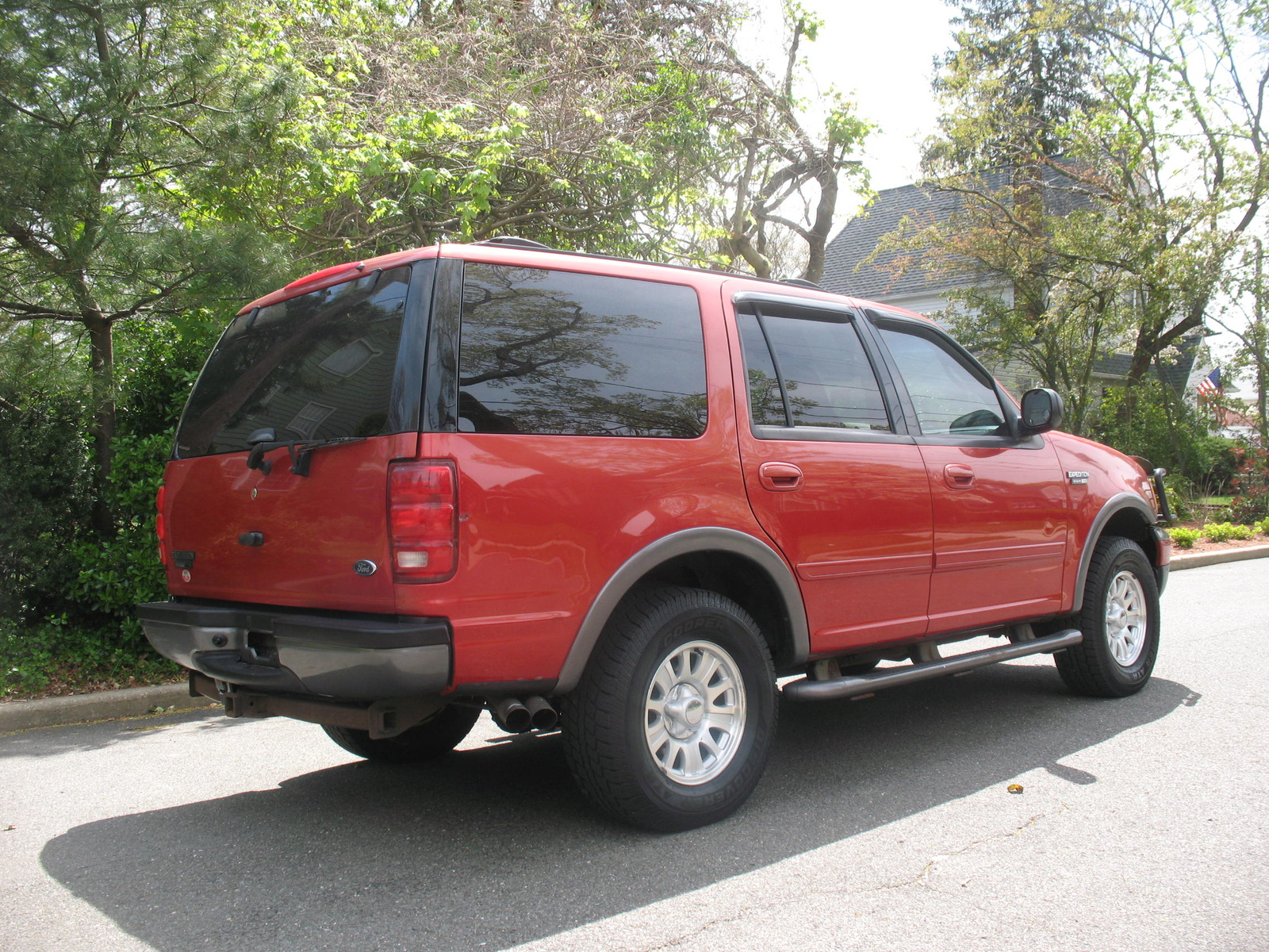 Ford expedition 2001 photo - 9