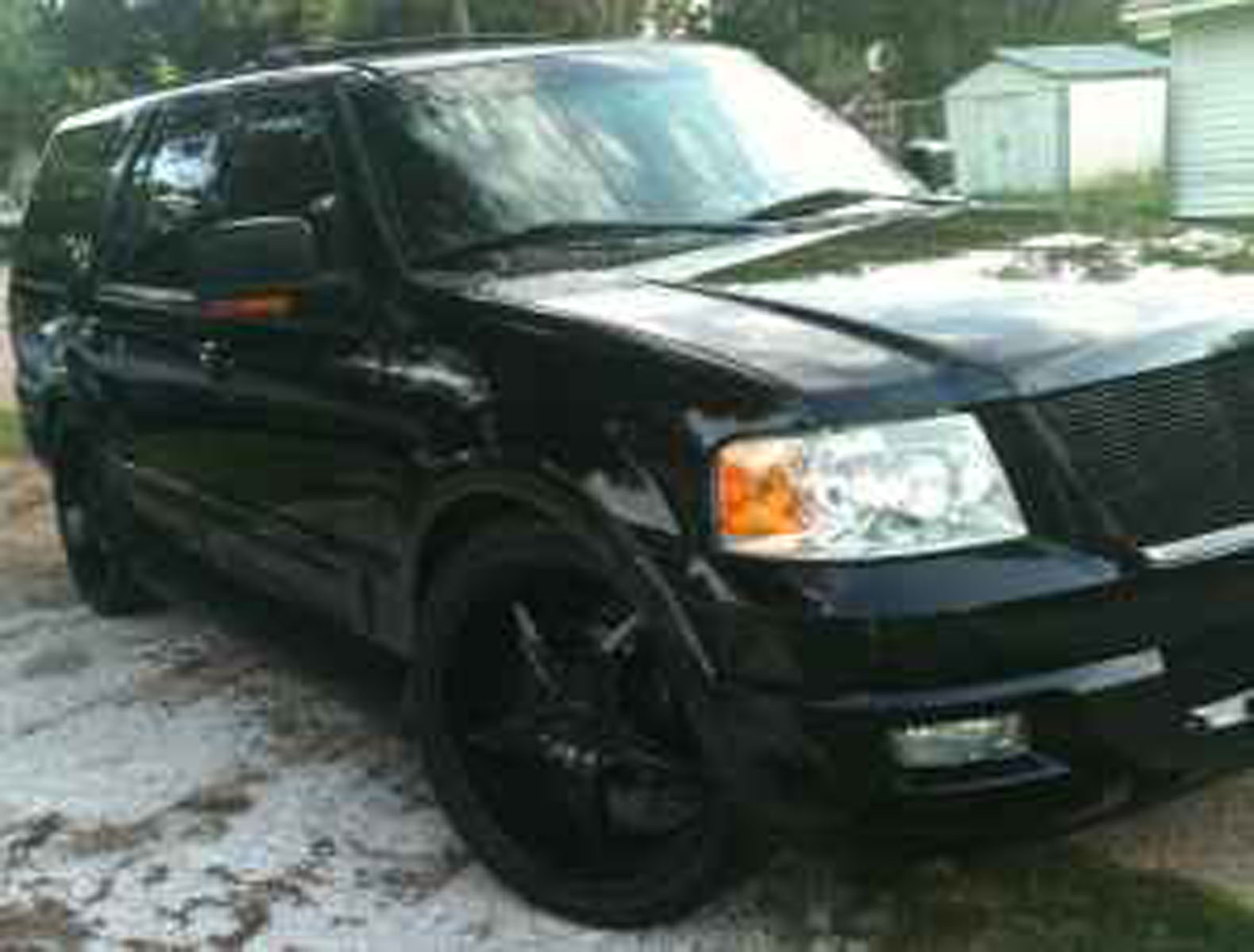 Ford expedition 2011 photo - 4