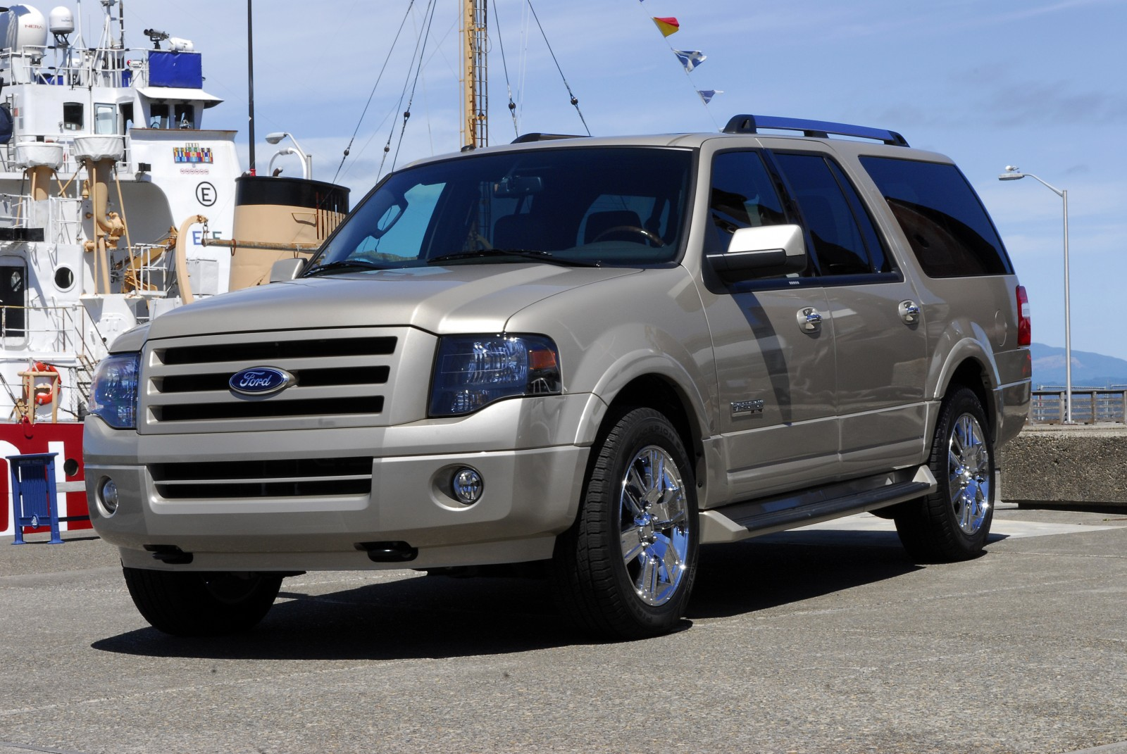 Ford expedition 2011 photo - 5