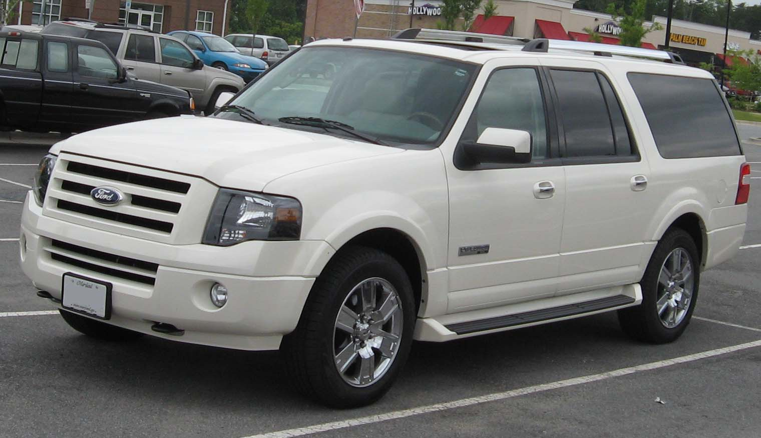 Ford expedition 2011 photo - 7