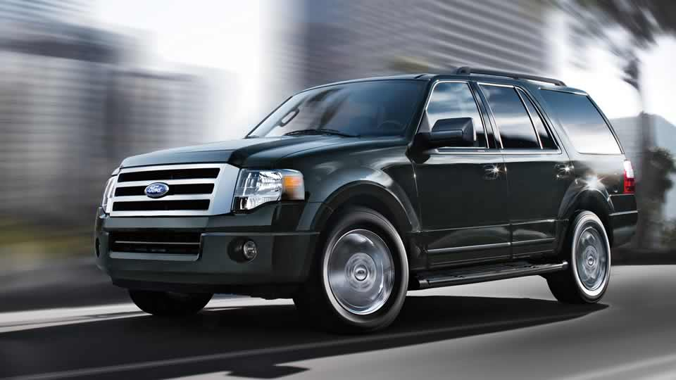 Ford Expedition 2014 photo - 3