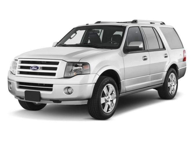 Ford Expedition 2014 photo - 9