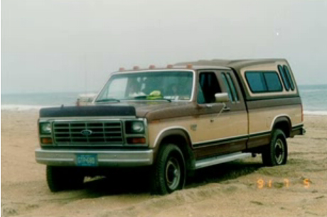 Ford explorer 1985 photo - 2