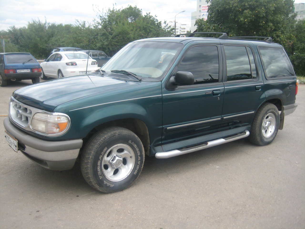 Ford explorer 1995 photo - 1