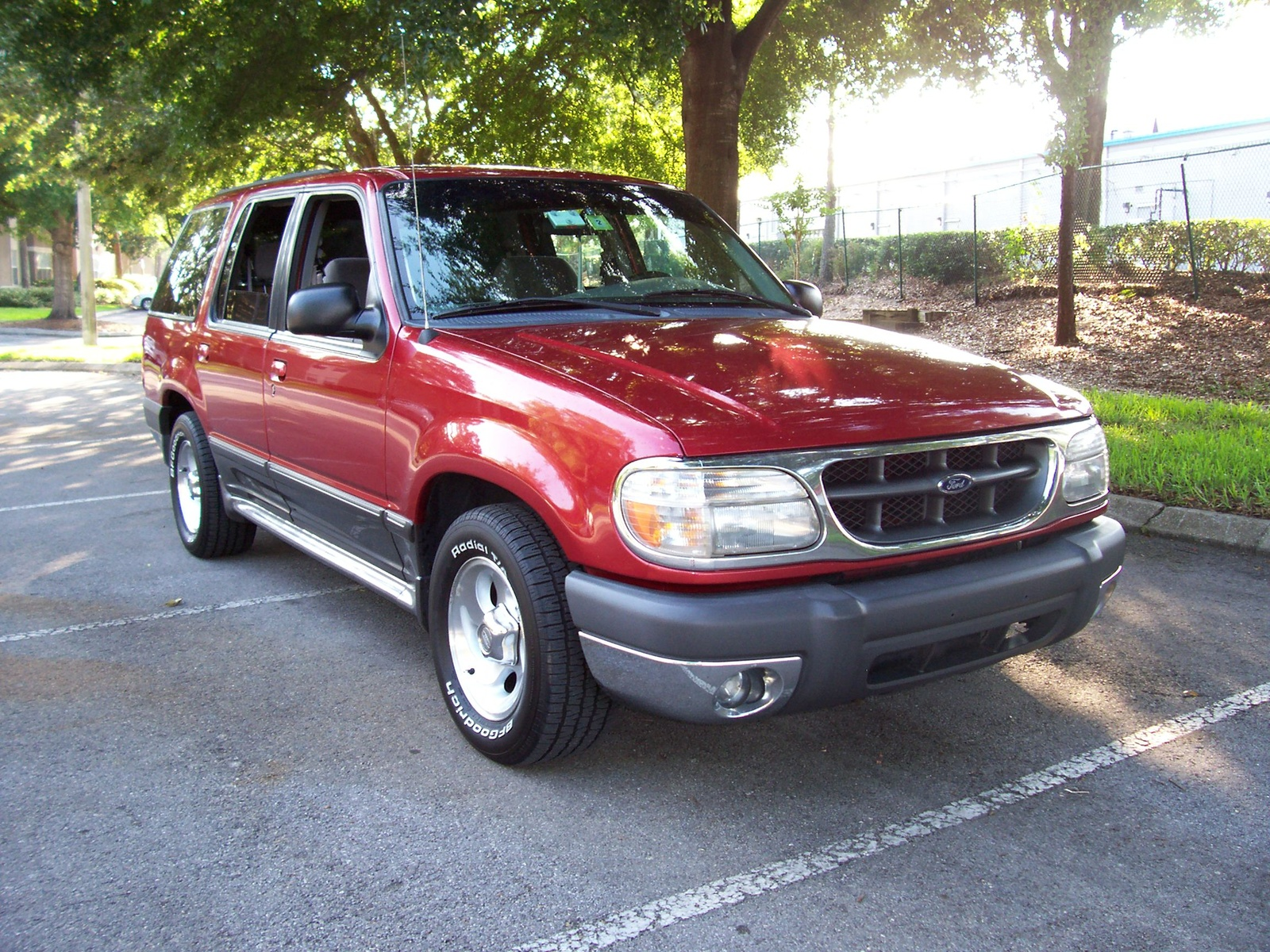 Ford explorer 1995 photo - 2