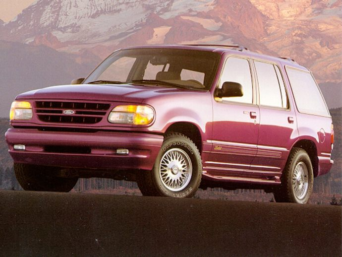 Ford explorer 1995 photo - 4