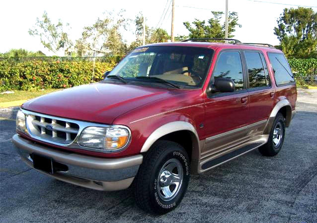Ford explorer 1995 photo - 7