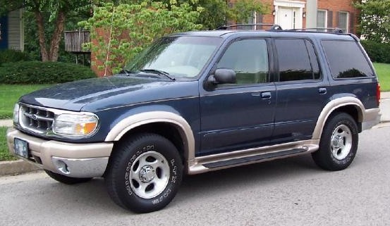 Ford explorer 1999 photo - 1
