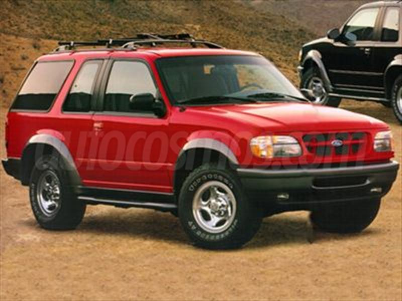 Ford explorer 1999 photo - 3