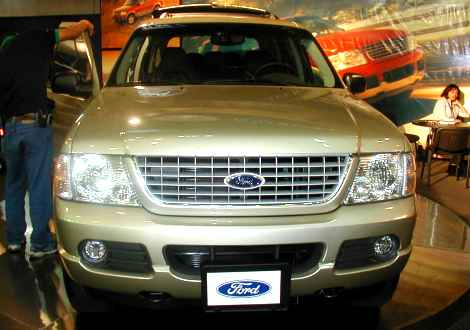 Ford explorer 2002 photo - 2