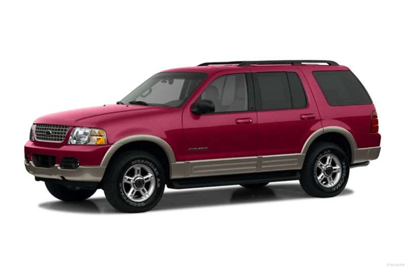 Ford explorer 2002 photo - 3