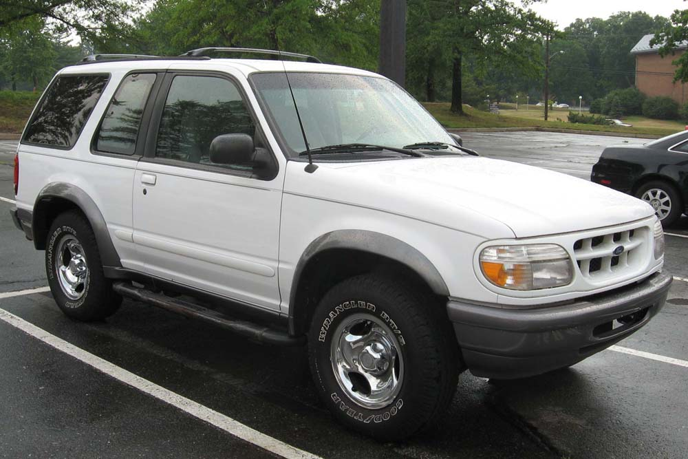 Ford explorer 2002 photo - 4
